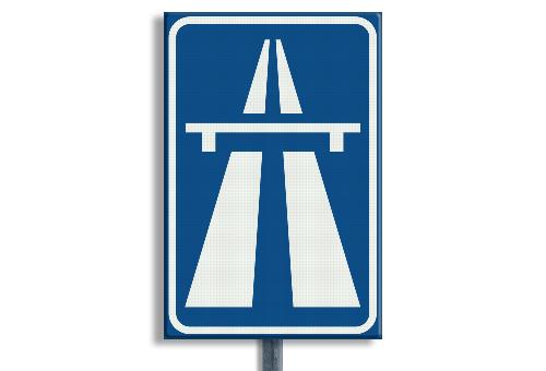 Gratis Auto Theorie Boek Autosnelwegen